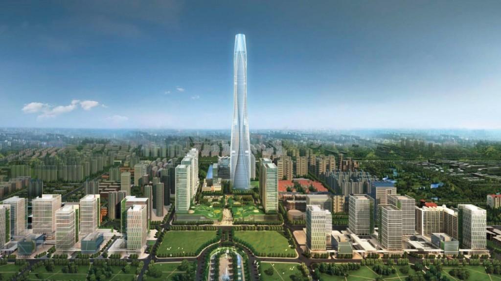 Chow Tai Fook Tianjin